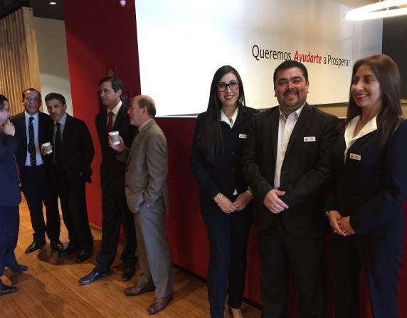 Inauguración Work Café